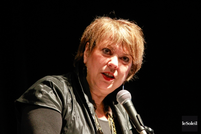 La ministre Hélène David a notamment confié à... (Photothèque Le Soleil, Caroline Grégoire)