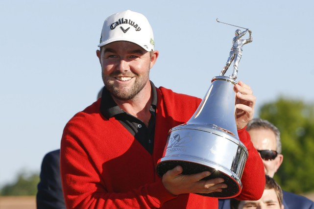 Marc Leishman... (Photo Reinhold Matay, USA TODAY Sports)
