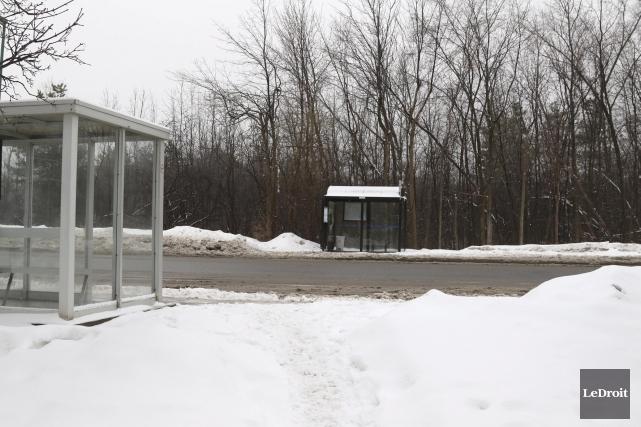 Les usagers de la Société de transport de l'Outaouais (STO) devront prévoir des... (Patrick Woodbury, archives Le Droit)