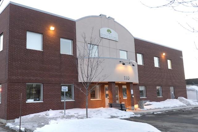 L'Office municipal d'habitation de Québec manque d'espace dans... (Le Soleil, Jean-Marie Villeneuve)