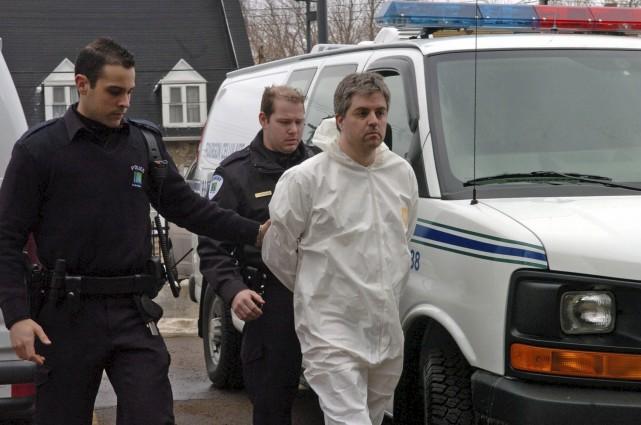 Alain Piché avait été arrêté et emmené pour... (Stéphane Lessard)