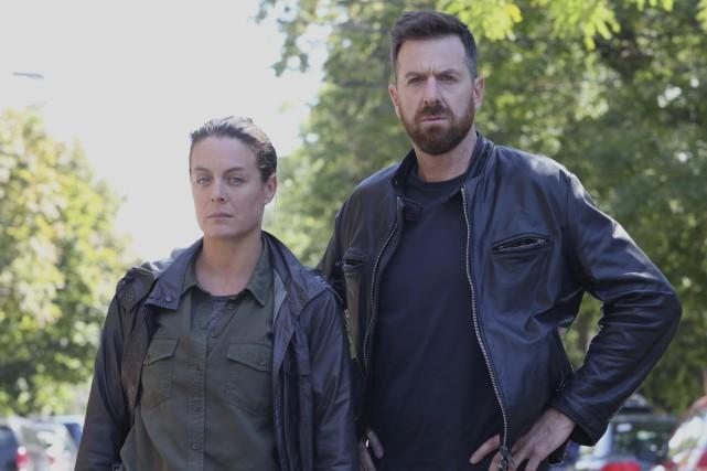 Patrice Robitaille jouera l'enquêteur Victor Lessard et Julie... (Bertrand Calmeau)