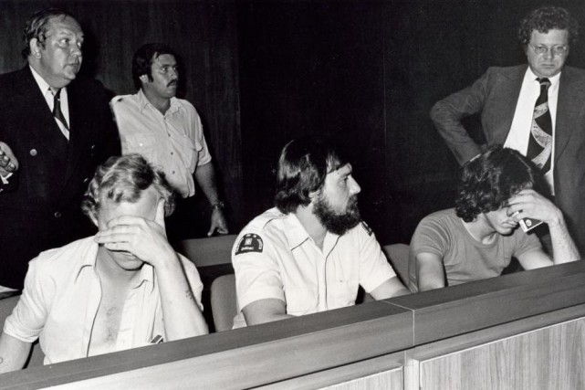 Normand Guérin (à gauche) et Gilles Pimparé (àdroite)... (PHOTO ARCHIVES LA PRESSE)
