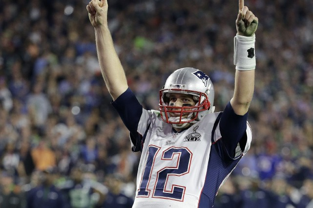 Tom Brady... (Photo Kathy Willens, archives AP)