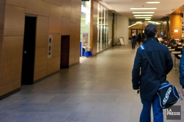 La violence subie par les étudiantes sur les campus, le harcèlement en ligne et... (Archives La Presse)
