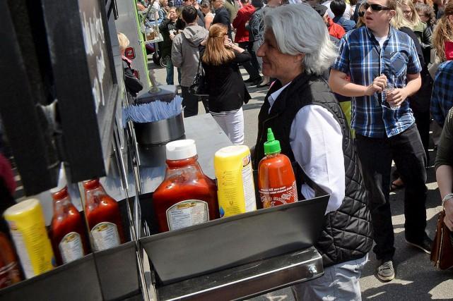 Les restaurateurs intéressés devront avoir un lieu de... (Photothèque Le Soleil, Erick Labbé)