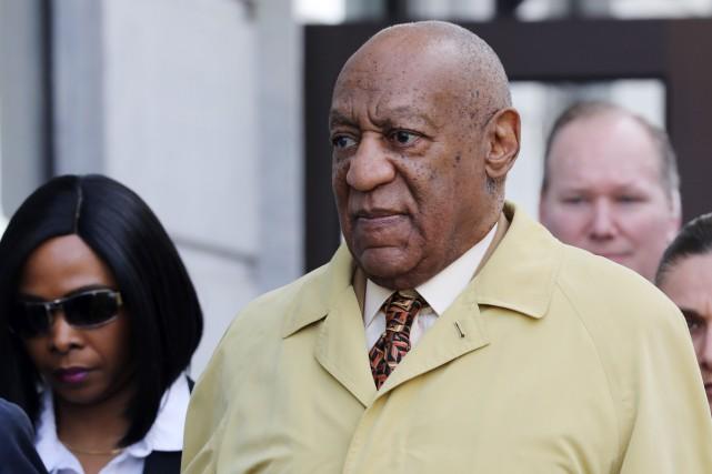 Bill Cosbyest accusé d'avoir drogué et agressé une... (Photo Dominick Reuter, AFP)