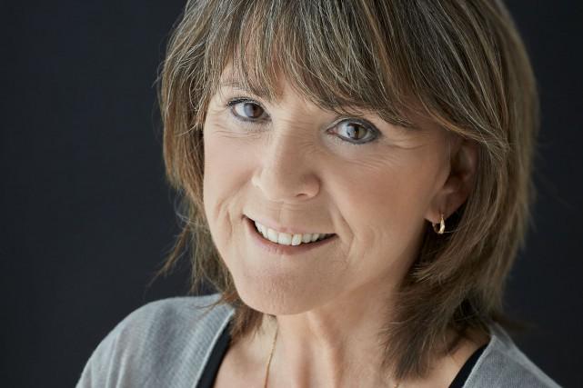 Louise Lacoursière publie L'Amérindienne, le deuxième roman dérivé... (Michel Paquet)