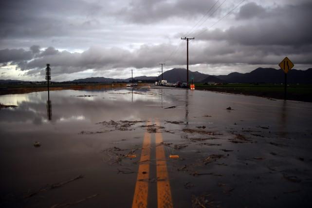 Le phénomèneEl Nino, qui se produit tous les... (PHOTO AP)