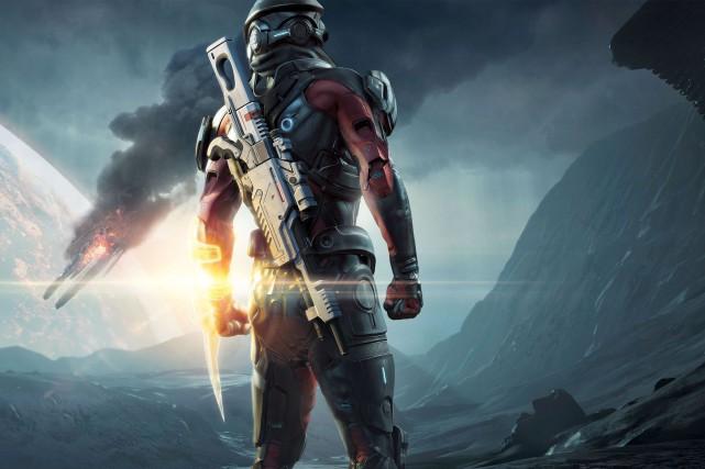 La franchise de ce grand jeu de rôle,... (image tirée du site d'Electronic Arts)