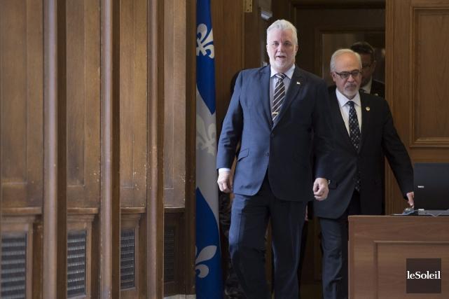 Le prochain budget que présentera le ministre des... (Photothèque Le Soleil)