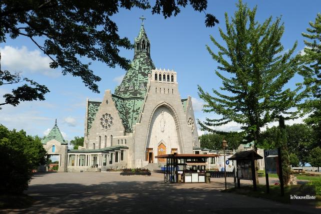 La Ville de Trois-Rivières a l'intention de citer... (Andréanne Lemire, Le Nouvelliste)
