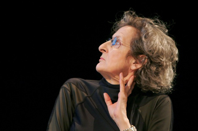 Trisha Brown a créé plus de 100 chorégraphies... (AFP, Jacques Demarthon)