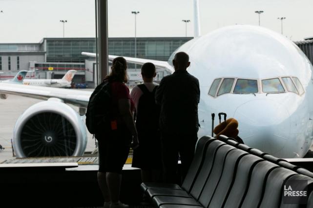 Chez Air Canada, les gens qui ont un... (Photo Martin Tremblay, Archives La presse)