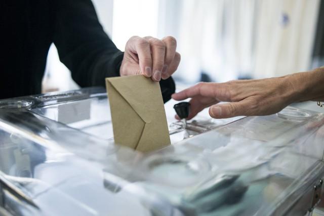 C'est inédit en France: le scrutin présidentiel, mais... (AFP)