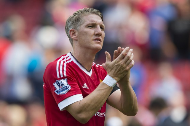 Bastian Schweinsteiger... (Photo Jon Super, archives AP)