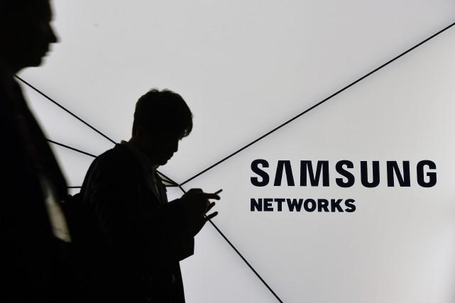 Samsung devrait dévoiler le Galaxy S8 la semaine... (AFP)