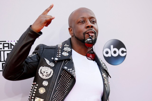 Wyclef Jean... (Photo Danny Moloshok, archives Reuters)