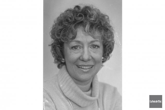 Pierrette Lafleur... (archives La Voix de l'Est)