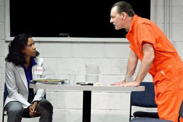 Pour l'auteur de la pièce, cette oeuvre est... (PHOTO AP)
