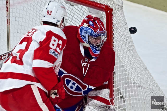 Relisez le clavardage du match entre le Canadien et les Red Wings de Detroit... (PHOTO ANDRÉ PICHETTE, LA PRESSE)