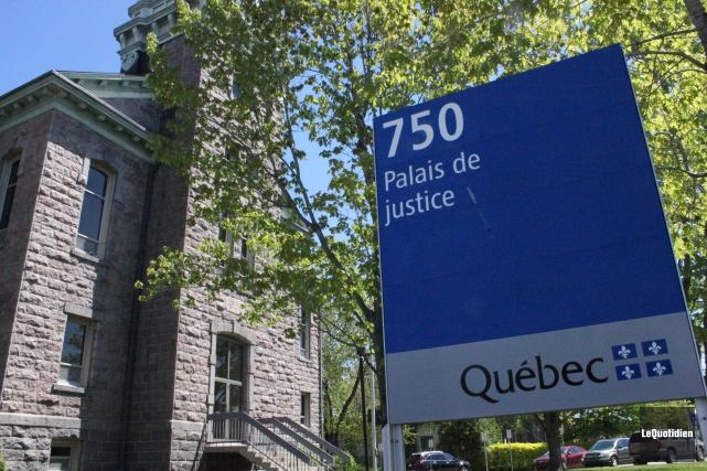Palais de justice de Roberval.... (Archives Le Quotidien, Isabelle Tremblay)