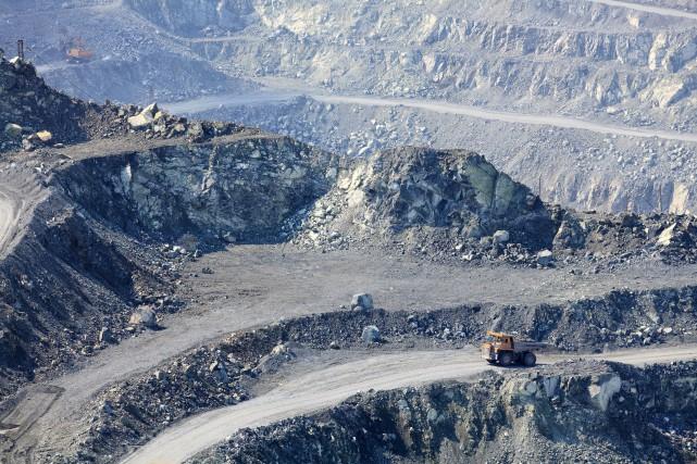 La région de Thetford Mines réclame que le... (123RF)