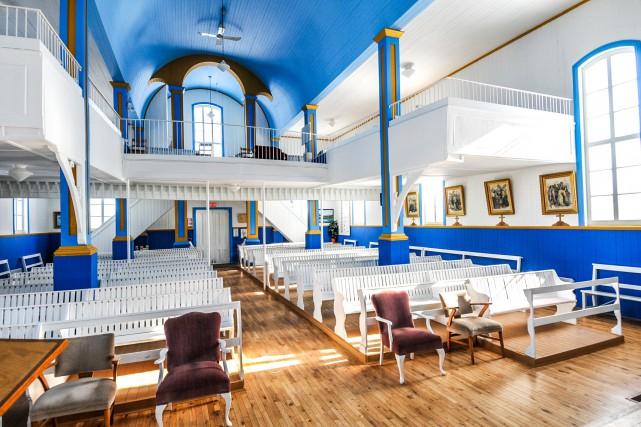 Un appel d'offres sera lancé pour identifier une seconde vocation à la chapelle... (Archives)