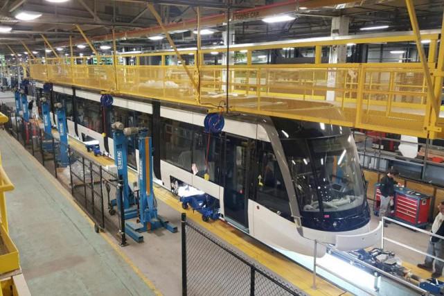 Bombardier et Metrolinxse déchirent depuis plusieurs mois devant... (photo archives la presse canadienne)