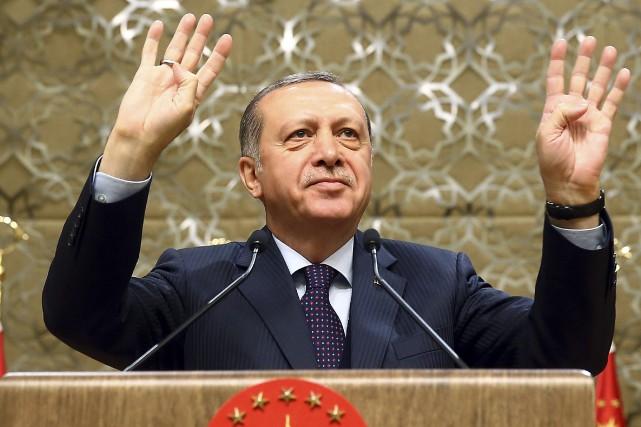 «Je m'adresse une nouvelle fois aux Européens (...)... (AP)