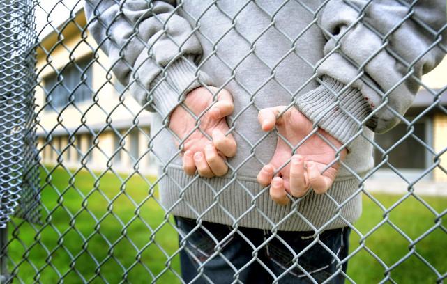 Six adolescents en garde fermée du pavillon Val-du-Lac du centre jeunesse de... (Imacom: Jocelyn Riendeau)