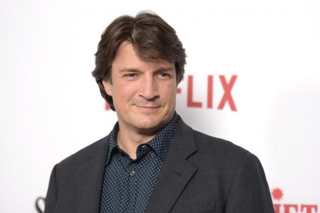 L'acteur Nathan Fillion sera invité d'honneur au 9e Comiccon de... (PHOTO RICHARD SHOTWELL, ARCHIVES INVISION/ASSOCIATED PRESS)