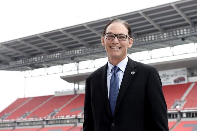 Le nouvel entraîneur-chef des Argonauts de Toronto, Marc... (Photo Frank Gunn, PC)