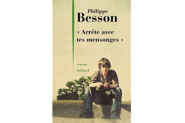 Après une vie passée à inventer des histoires, Philippe Besson confie s'être... (Image fournie par Julliard)