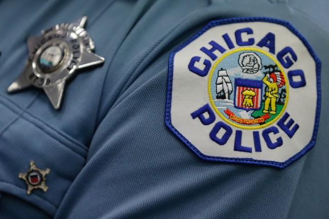 La police de Chicago recherchait mercredi jusqu'à six suspects pour le viol... (PHOTO JIM YOUNG, REUTERS)