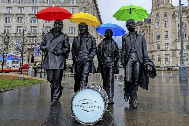 La municipalité du nord-ouest de l'Angleterre a annoncé... (Photo Peter Byrne, PA via AP)