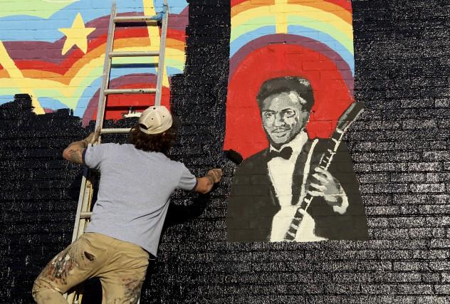 Chuck Berry est décédé samedi à l'âge de... (AP, David Carson)