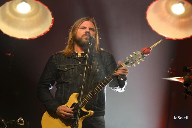 Steve Hill sera en concert à L'Impérial mercredi... (Photothèque Le Soleil, Yan Doublet)