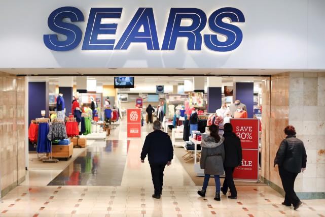 Sears Canada a indiqué mardi qu'elle entretenait un «doute important» quant à... (AP, John Minchillo)