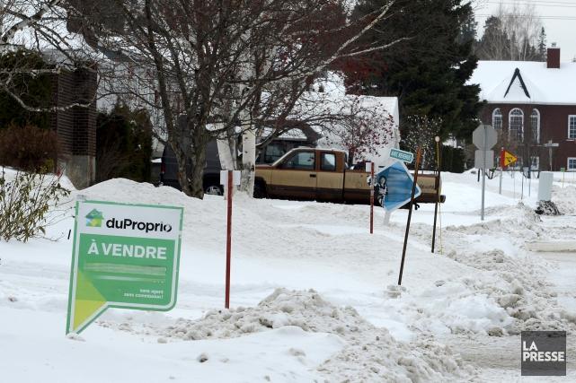 Des maisons à vendre à Saguenay... (Courtoisie)