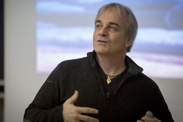 Le biologiste, cinéaste et auteur Jean Lemire s'est... (Spectre Média, André Vuillemin)