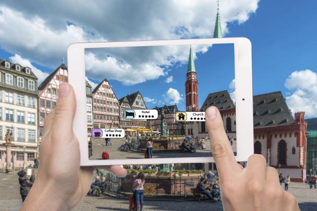 Selon Éric Harvey, du Centre en imagerie numérique... (123RF, Prasit Rodphan)