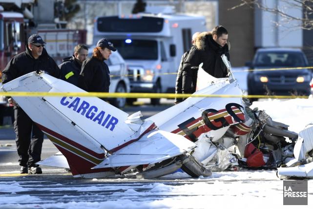 La plus récente tragédie aérienne survenue vendredi fait... (archives La Presse)