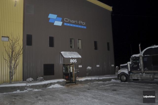 L'usine Charl-Pol de la rue de l'Innovation, à... (Archives Le Quotidien)