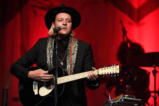 Arcade Fire se produira au festival Lollapalooza, à... (Photo Bernard Brault, Archives La Presse)