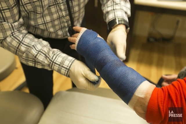 Le 23 juin, 20 000 patients se sont retrouvés sans médecin lorsque la clinique... (Archives La Presse)