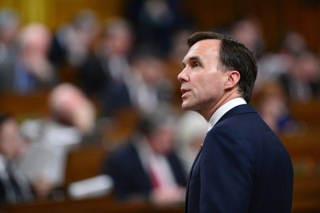 Bill Morneau... (Archives, La Presse canadienne)