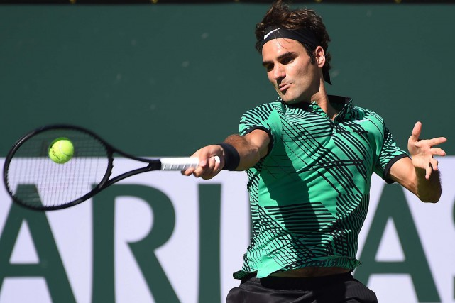 Roger Federer... (Photo Jayne Kamin-Oncea, USA Today Sports)