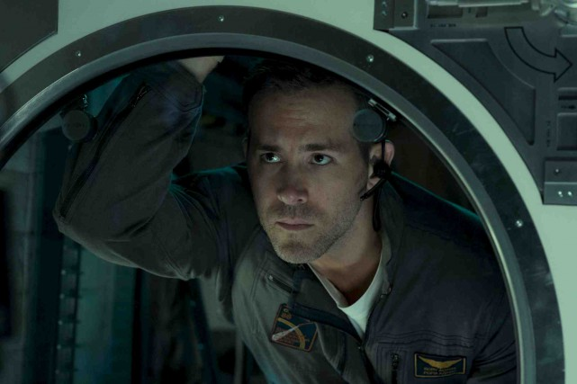 Ryan Reynolds dans Vie.«Il n'y a rien de... (Fournie par Columbia)