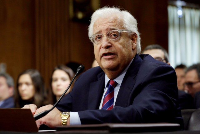 David Friedman... (PHOTO REUTERS)
